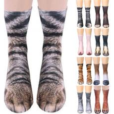 Hosiery & Socks, Funny, Cotton Socks, digitalprinting