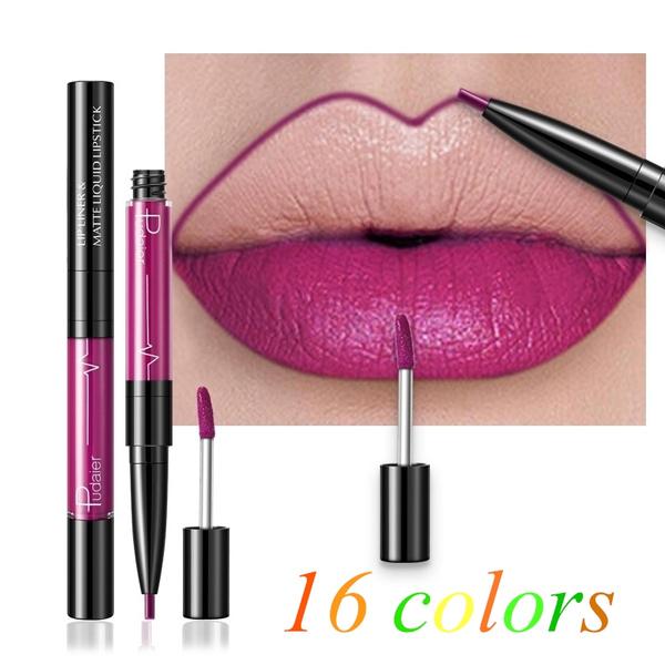 Lipstick, liquid, lipgloss, Beauty