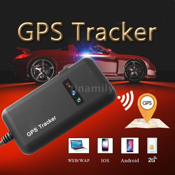 Excelvan GT005 Mini GPS Tracker Universal Real Time GPS Vehicle Tracker For  Car Motorcycle Electromobile