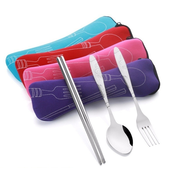 Steel, Forks, Picnic, Gifts
