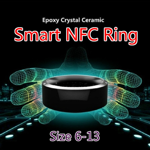 NFC Intelligent Ring Digital Smart Ring Smart Wearable Device