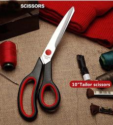Steel, Scissors, multifunctionalstainlesssteeltailorscissor, Stainless