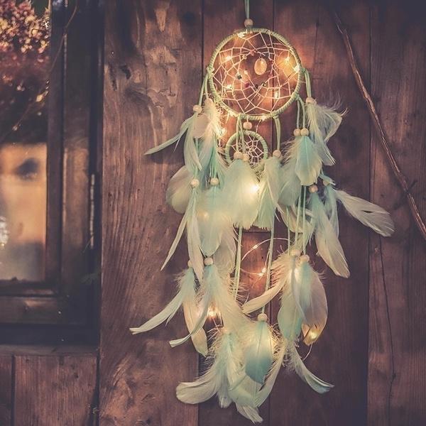 hanginglight, Decor, Flying, Night Light