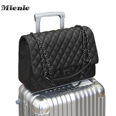 Designers, quilted, sac, Travel