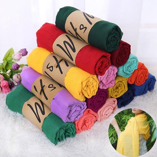 Scarves, women scarf, Shawl, Women's Fashion