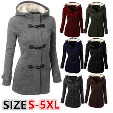fur coat, Plus Size, women coat, wool coat