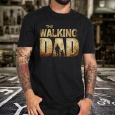Zombies, Fashion, giftforfather, Cotton T Shirt