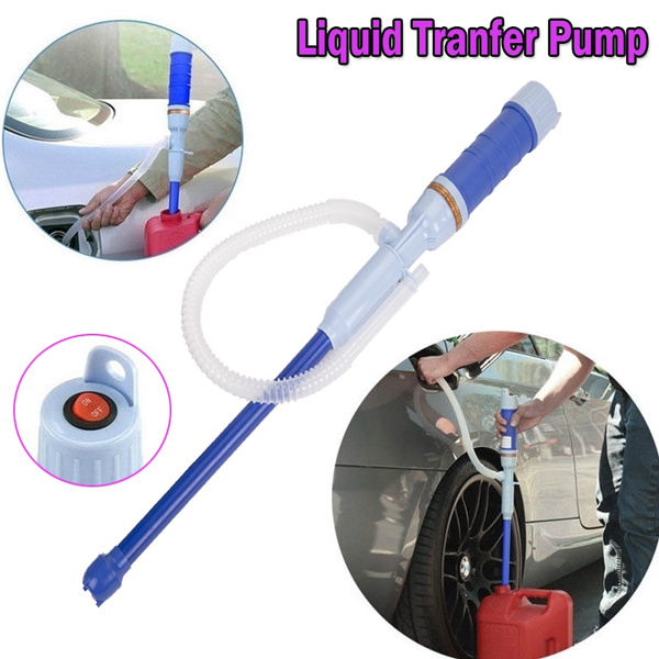New Electric Liquid Transfer Pump Oil Extractor Water Suction Pumps Gas Oil  Water Fish Tank Cordless Pump