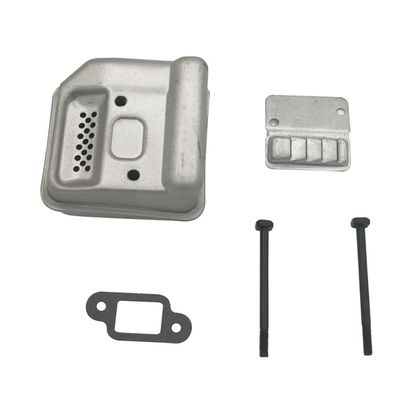 Muffler Exhaust with Gasket and Bolts for STIHL 017 018 MS170 MS180 Chainsaw
