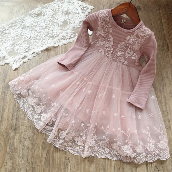 gowns, Fashion, Lace, Long Sleeve