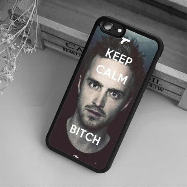 Breaking Bad Keep Calm iphone case