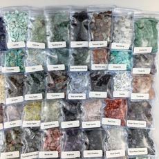 gemstone jewelry, tumbledstone, quartz, wicca