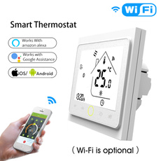 Google, roomtemperaturecontroller, Home & Living, digtalthermostat