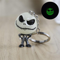 devils, Key Chain, Jewelry, skull