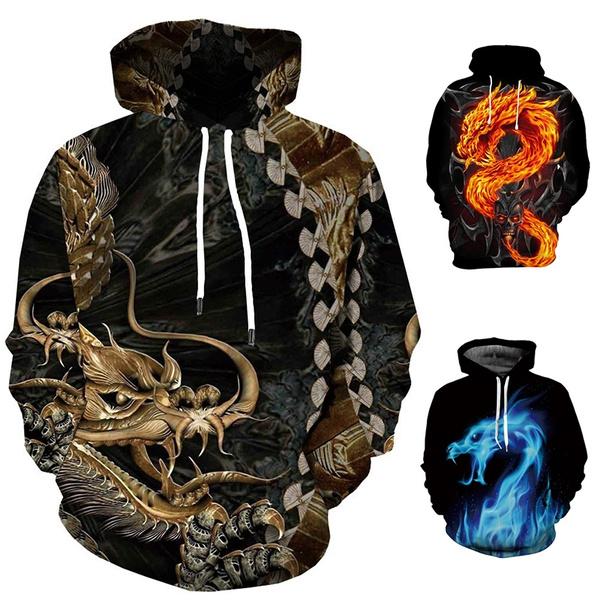 hoodiesformen, Casual Hoodie, pullover hoodie, skull