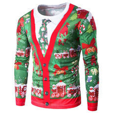 Fashion, Christmas, sweatshirtformen, Long Sleeve