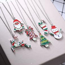 christmaschoker, Moda, christmasnecklace, Chain
