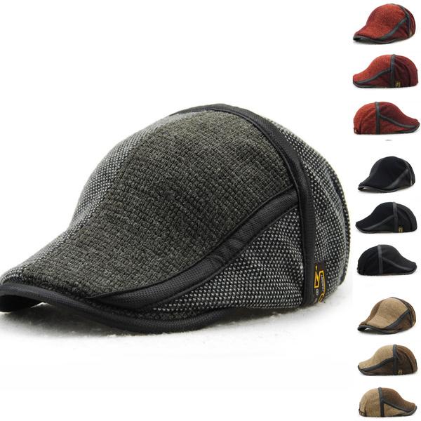 9baa54ea904 Hot Products Driving Golf Hat Newsboy Baseball Beret Flat Cap ...