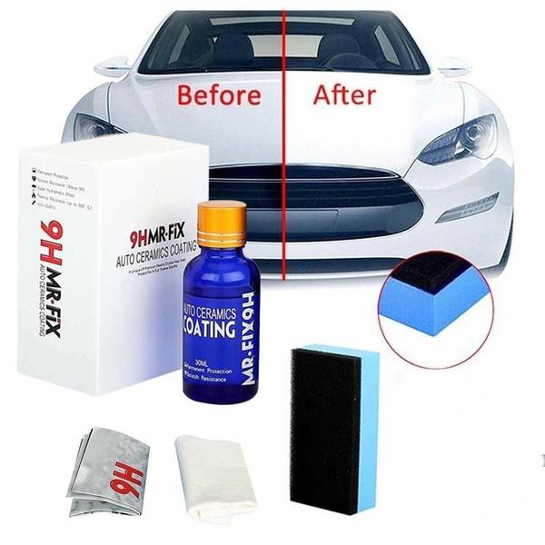 50ml MR FIX 9H Anti-Scratch Nano Car Super Hydrophobic Glass ...