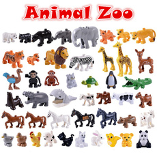 modelsbuildingtoy, Animal, kidsbuildingblock, Children's Toys