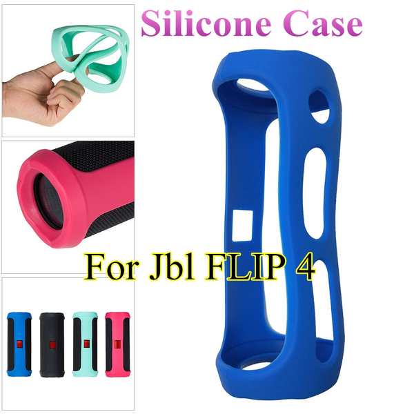 ONLY Case for JBL Charge 3 Portable Bluetooth Speaker Replacement Silicone  Sling Cover for Colors
