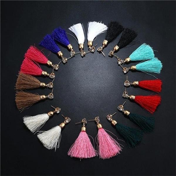 Tassels, Fashion, Dangle Earring, Jewelry
