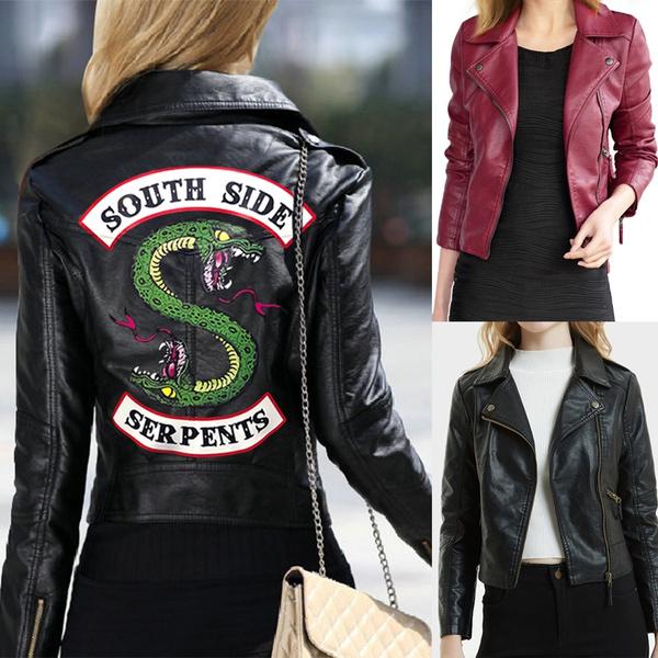 motorcyclejacket, Fashion, Winter, leather