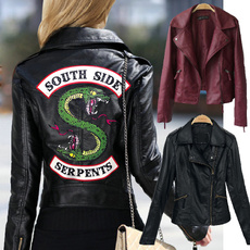 motorcyclejacket, riverdale, Winter, leather