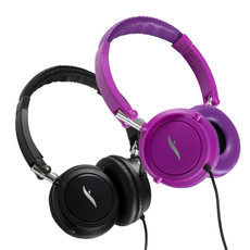 Portable Audio & Headphones, Morado, Iphone 4, iphone 5