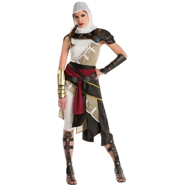 Loftus Lf50016lg Adult Assassins Creed Aya Female Costume Large