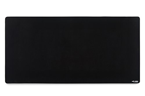 Large Wide XLarge Black Cloth Glorious 3XL Extended Gaming Mouse Mat//Pad