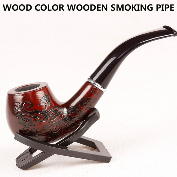 woodenpipe, uniquecharming, herbpipe, Wooden