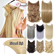 wig, flipinhairextension, hairbun, clip in hair extensions