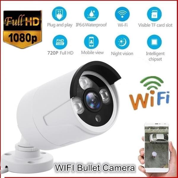 Waterproof 1080P Camera CCTV Camera HD 720P Intelligent Surveillance