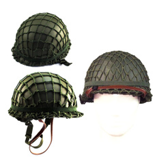 Steel, Helmet, C, Army