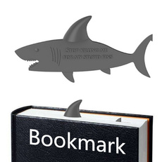 Shark, Office, Gifts, Bookmarks