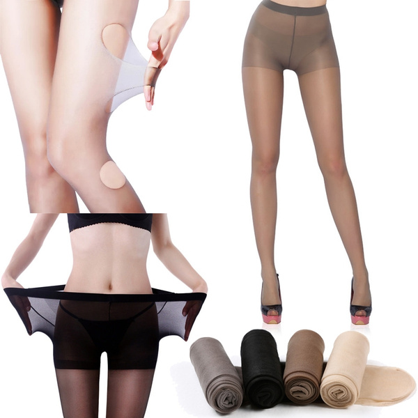 1a5ad5ab9 Waist Tights Leggings Sliming Tights for Women Sticky Pantyhose ...