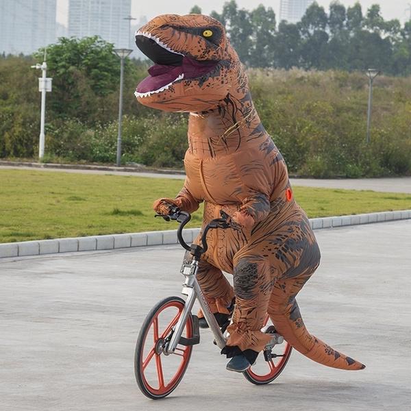 inflatablecostume, costumedres, childrencostume, Dinosaur