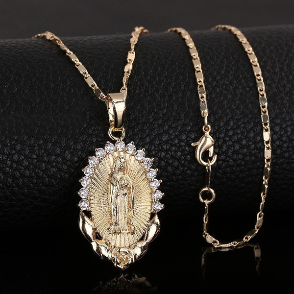 18k gold, Christian, Jewelry, Gifts