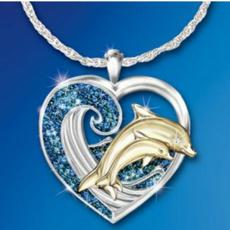 Blues, Heart, Fashion, Jewelry