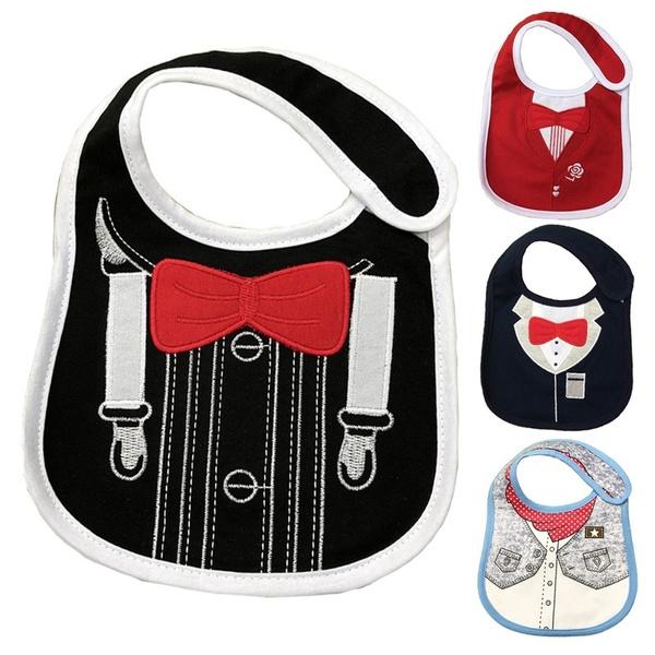 Baby, infantclothe, babybib, trianglescarf