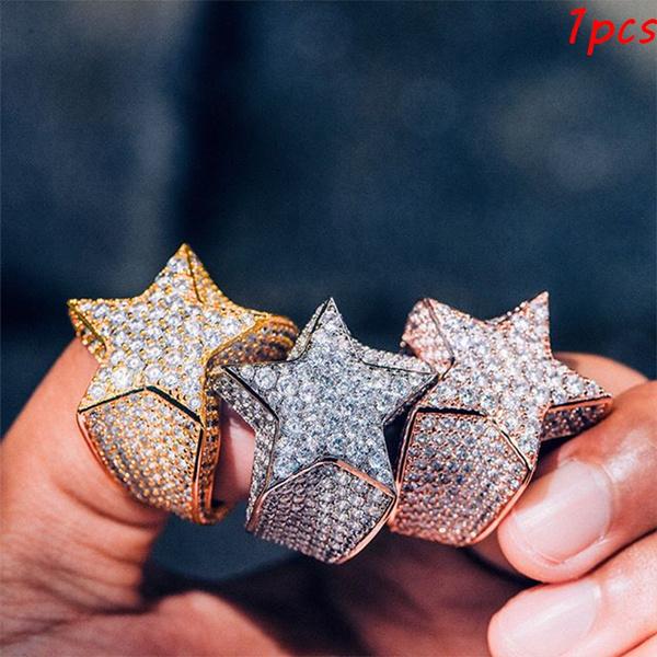 Hip Hop, hip hop jewelry, Star, Jewelry