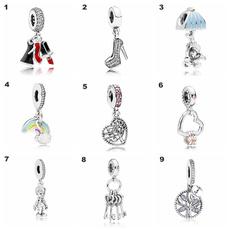 Sterling, charmsampcharmbracelet, diyjewelry, Jewelry
