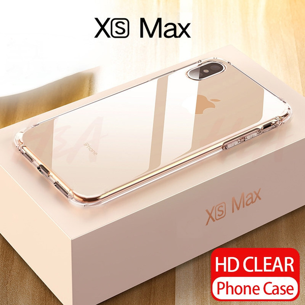 sports shoes e81dc 5ccd4 Ultra Thin Transparent Soft TPU Phone Case For IPhone X XS Max XR 6 6S 7 8  Plus Apple Clear Back Cover IPhone 9 Cases Covers IPhone 10 Shells Phone ...