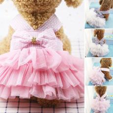 cute, Fashion, Lace, dogslingdres