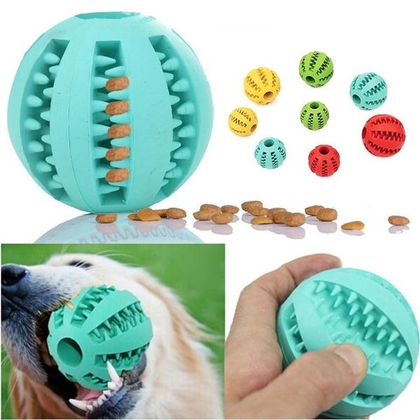 Toy, rubbertoyball, dogchewtreat, dogtrainning