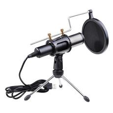 Microphone, usb, studiomicrophone, Headsets & Microphones