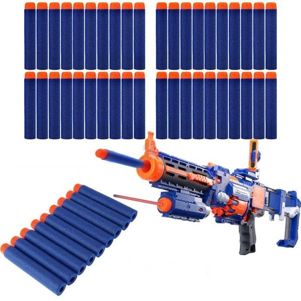 20Pcs Nerf Darts Refill Nerf Bullets Round Head Blasters For Nerf Gun N-Strike