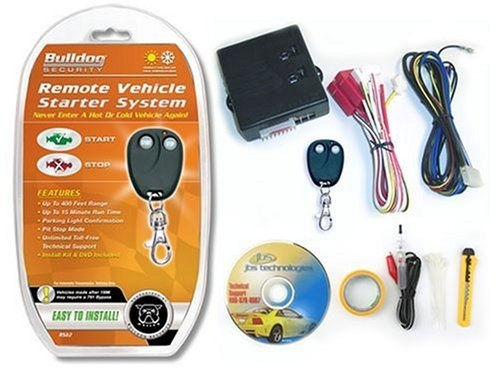 Bulldog RS82-I Do It Yourself Remote Starter Automatic Transmissions only