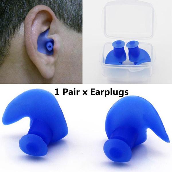 Plug, Ear, Waterproof, Silicone